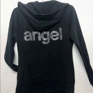 Victoria's Secret ANGEL hoodie XS